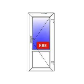 наружная входная дверь из пвх