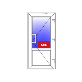 двери входные пвх наружные